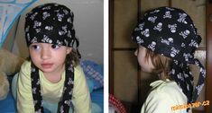 Správný pirátský šátek