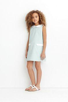 Pique Sailor Dress - Brooks Brothers
