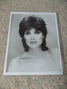 Photo of Linda Gray (Sue Ellen) (year unknown, probably 1983)