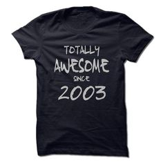 cool Made in 2003 aged to perfection T-shirt - Hoodies T-shirt