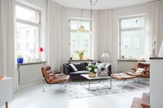 1 sunny living room