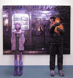3D Paintings by Shintaro Ohata - 9