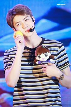 bby boi ft a lemon Rapper, Sehun Cute, Work Hard In Silence, Exo Lockscreen, Exo Ot12, Exo Members, Exo K, Super Powers, Chanyeol