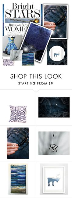"""BRIGHT STARS"" by macandlexie ❤ liked on Polyvore"
