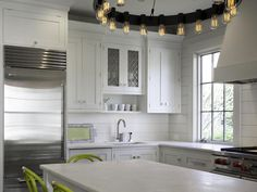 Unusual Materials: Repurposed Plywood in 10 Kitchen Updates That Won't Break the Bank from HGTV
