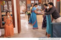Catch all the live action happening on the sets of Punaar Vivah brought to you exclusively by Shashisumeet Productions