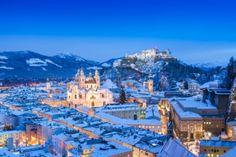 2. Salzburg in OostenrijkWist je dat het kerstliedje bij uitstek 'Stille Nacht' hier voor het eerst werd gezongen in 1818? En dat...