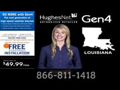 Louisiana FL Satellite Internet HughesNet packages deals and offers