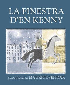 la finestra d'en Kenny (de Maurice Sendak) Maurice Sendak, Books You Should Read, Books To Read, Reading Rainbow, Simple Illustration, Illustrations, Library Books, Little Books, Childrens Books