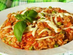 Mleté maso s rýži a rajčaty z jedné pánve :: Tipy na Výlety a zábava
