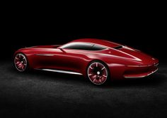 See the new Vision Mercedes-Maybach 6 Coupe concept: pictures, news and specs