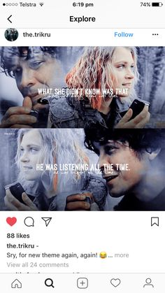 Awww I hope so. Bellarke, The 100 Cast, The 100 Show, The 100 Grounders, Netflix Movie List, Bellamy The 100, The 100 Characters, 100 Memes, Bob Morley