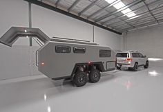 The next generation of off-road campers for the modern adventurer.