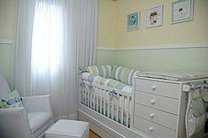 Quarto de Bebê Aconchego by Atelier Rastro de Tinta - Decoração de Quartos de Bebês - Guia do Bebê