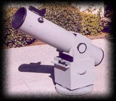 Build Your Own Dobsonian Telescope via Moon Light Sys