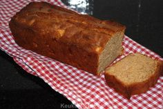 Oud Hollandse appel-kaneel cake - Keuken♥Liefde