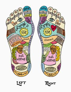 reflexology socks fun - Google Search More