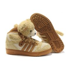 e6189828163bf2 Women Jeremy Scott x adidas Original teddy bear Burnes U.S. $ 103.99 http://