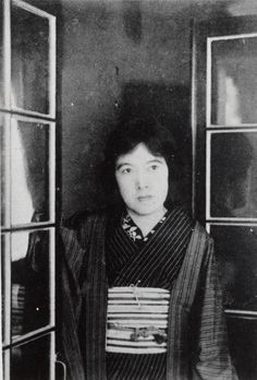 Akiko Yosano (与謝野 晶子 Yosano Akiko?, Seiji: 與謝野 晶子, 7 December 1878 – 29 May 1942) was the pen-name of a Japanese author, poet, pioneering feminist, pacifist, and social reformer, active in the late Meiji period as well as the Taishō and early Shōwa periods of Japan.