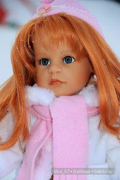 Замечательная вышла прогулка или Катарина и Жизель Gotz & STEIFF COLLECTION / Куклы Gotz - коллекционные и игровые Готц / Бэйбики. Куклы фото. Одежда для кукол