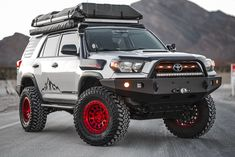 10 Lifted 5th Gen 4Runners that will Inspire Your 4Runner Build Lifted 4runner, Toyota 4runner Trd, Toyota Tacoma, Overland 4runner, Overland Gear, Toyota Runner, Toyota Lift, Tacoma Truck, Tacoma 4x4