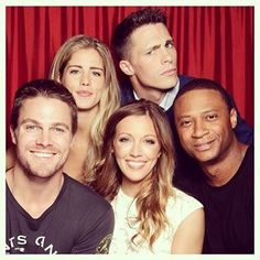 Team Arrow!!