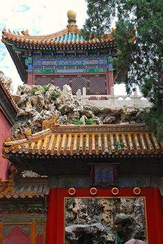 Forbidden City, Beijing, China ~ UNESCO World Heritage Site.  Photo: tango via Flickr