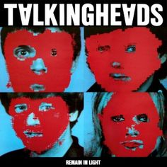 Talking Heads - Remain in Light (1980) - MusicMeter.nl