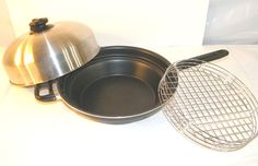 TURBO COOKER 4 in 1 COOKING PAN AS SEEN ON TV  #TURBOCOOKER