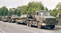 Scammell Commander Army Vehicles, Armored Vehicles, Vintage Trucks, Old Trucks, British Army Uniform, British Armed Forces, Train Truck, Bug Out Vehicle, Heavy Truck