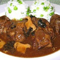 Recept : Kančí plecko na houbách | ReceptyOnLine.cz - kuchařka, recepty a inspirace Pork, Beef, Chicken, Cooking, Health, Game, Chef Recipes, Kale Stir Fry, Meat