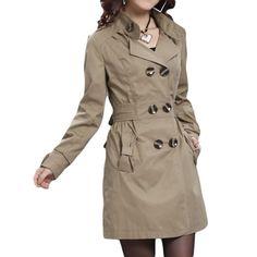 b6ff7c642 Trench Coat Feminino London. Sobretudo FemininoCasacos ...
