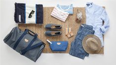Packing List: His & Her Summer Road Trip - Live With Us - Country Road
