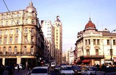 Calea Victoriei in Bucharesti