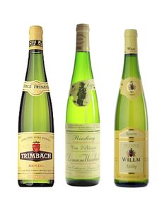 Try Alsatian Riesling for the holidays - that's what Snooth recommends. Weinbach Riesling wine
