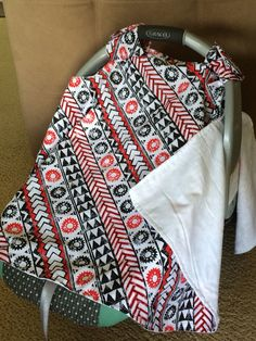 Carseat Canopy / Blanket on Etsy, $25.00