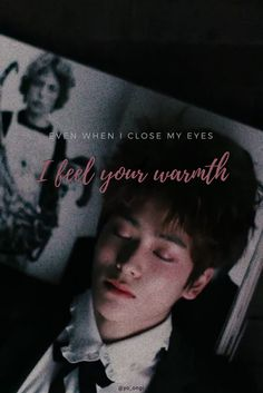 ⏤❝Even when i close my eyes, i feel your warmth❞  NCT Jaehyun Poetic Beauty wallpaper/lockscreen/homescreen [lyrics from nct u - without you]