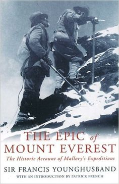 Francis Younghusband was the first chairman of the Mount Everest Committee of the Royal Geographical Society. This is his account of the three separate expeditions to Mount Everest in 1921, 1922 and 1