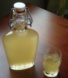 ginger lime liqueur