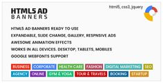 html5 ad banners, html5 banner ads, buy html5 ads, buy html5 banner ads
