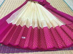 Indian Silk Sarees, Soft Silk Sarees, Cotton Saree, Silk Saree Kanchipuram, Traditional Silk Saree, Silk Saree Blouse Designs, Saree Trends, Saree Models, Elegant Saree
