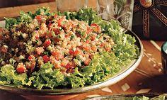 Receitas de saladas para o verão - Culinária - MdeMulher - Ed. Abril#57 (tabule)
