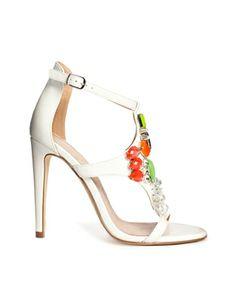 Enlarge ASOS HOTTEST Heeled Sandals
