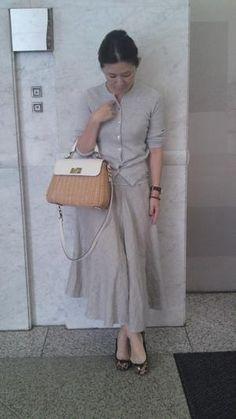 この間と今日と : ファッションエディター大草直子の「情熱生活」
