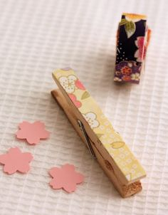 Homemade Japanese Washi Tape   A Spoonful of Sugar