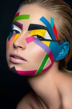 Makeup Photography Products Pictures Eyes 23 Ideas For 2019 - Creative makeup - Photo Oeil, Art Visage, Extreme Makeup, High Fashion Makeup, Beauty Make-up, Hair Beauty, Photoshoot Makeup, Theatrical Makeup, Creative Makeup Looks