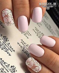 Bride Nails, Wedding Nails For Bride, Wedding Nails Design, Wedding Gel Nails, Bridal Nails Designs, Wedding Makeup, Nail Designs For Weddings, Black Wedding Nails, Plum Wedding