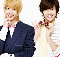 Jo Youngmin and Jo Kwangmin aren't just siblings- they're twins! The two made their debut into K-Pop in 2011 as members of the group Boyfriend. The adorable 19 year-old twins were originally part of JYP Entertainment and trained with them for over two years. They made their debut as child actors, appearing in over 300 commercials by the 100th day of their debut!Jo Youngmin and Jo Kwangmin aren't just siblings- they're twins!