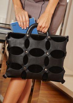 Fashion Handbags, Tote Handbags, Purses And Handbags, Fashion Bags, Leather Handbags, Leather Bag Pattern, Patchwork Bags, Leather Bags Handmade, Leather Projects