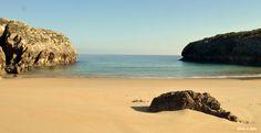 Playa de San Antonio #Llanes #Asturias #Spain #landscapephotography #nikon #beach